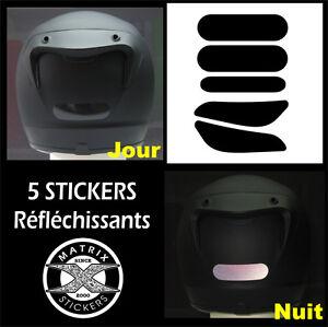 5-Stickers-NOIRS-RETRO-REFLECHISSANTS-pour-CASQUE-mod-4