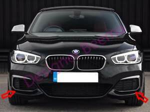 Right JS BMW 1/' Series F20 F21 M135i M140i LCI Front Bumper Lower Grille