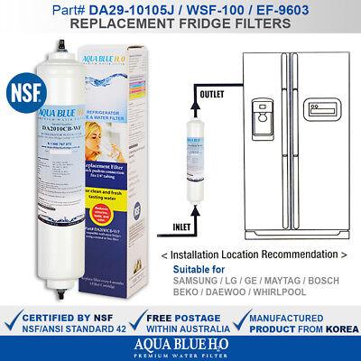 Samsung Replacement Fridge Filter DA2010CB For SRS611DLS