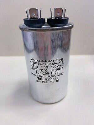 Capacitor COLEMAN RV 1499-567  1499-5671 FAST SHIP CBB65-370R306-M4 30 uF 370 V