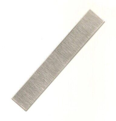 """Nickel Plate Sheet 99.96/% Pure Anode Electrode 1/""""X6/""""X0.03/"""" for Galvanic Plating"""
