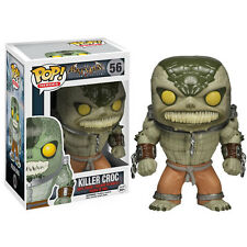 "BATMAN ARKHAM ASYLUM - KILLER CROC VINYL POP 3.75"" FIGURE - FUNKO BRAND NEW"