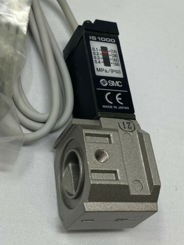Free Shipping SMC IS1000E-3N03YT-X201 0.1-0.4MPa PRESSURE SWITCH FOR FRL