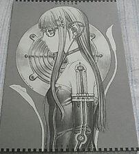 Tsukasa Jun Art Book Tsukasa Bullet CALENDAR BOOK2016 C89 rare