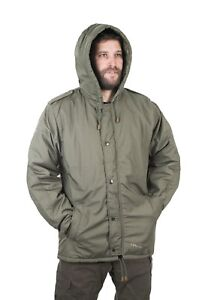 separation shoes ad953 3e19a Details zu IDF Green Doobon/Dubon Cold Weather Hooded Coat Parka by Hagor  Israel
