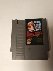 Nintendo-NES-Super-Mario-Bros-Video-Game-Cartridge-Authentic-Tested