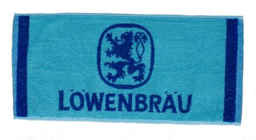 LOWENBRAU Light Blue Pub Beer BAR TOWEL
