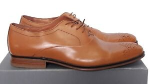 863f6147d92dd2 MINELLI chaussures homme cuir camel taille 45 UK 10.5 US 11 NEUVES ...