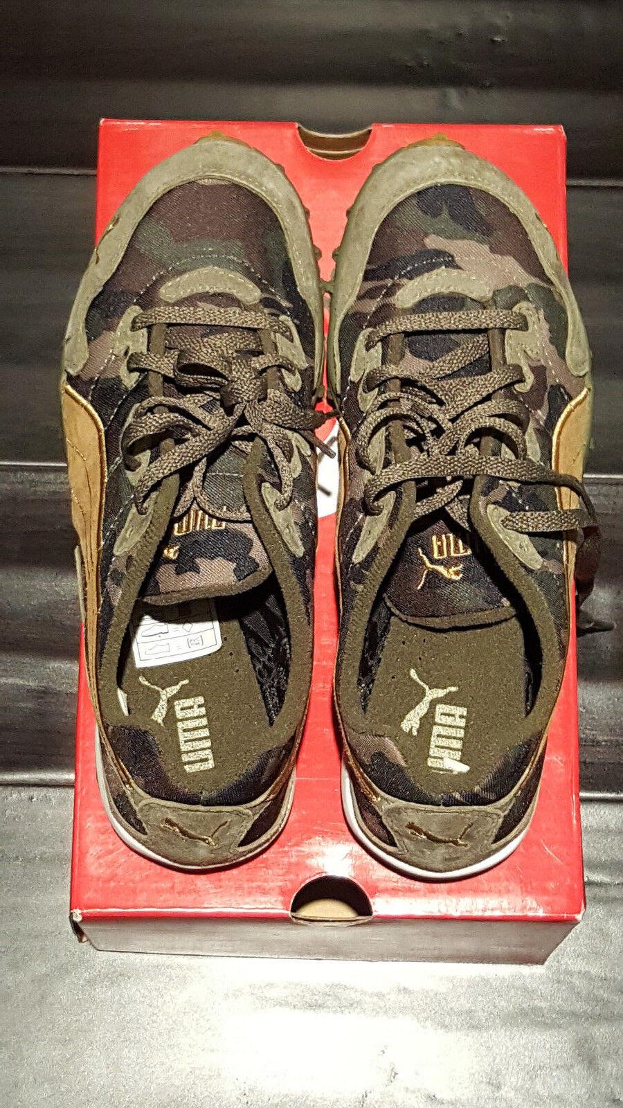 Puma La Bamba camo running shoes