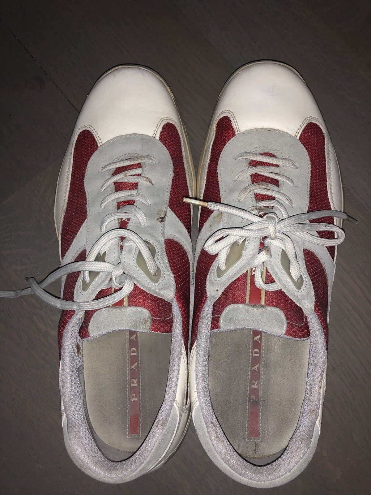 Prada Men's shoes - (Prada Size 7 1 2)