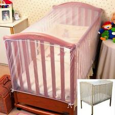 Baby Mosquitos Net Netting Mesh Cradle Bed Canopy Tent Toddler Crib Cot Safe