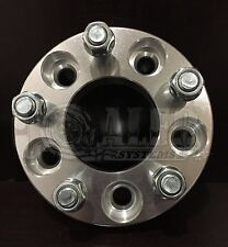 """1X Wheel Spacer 1.25"""" Aluminum Adapter 5 Bolt 5x114.3 Fit Ford Mustang GT"""