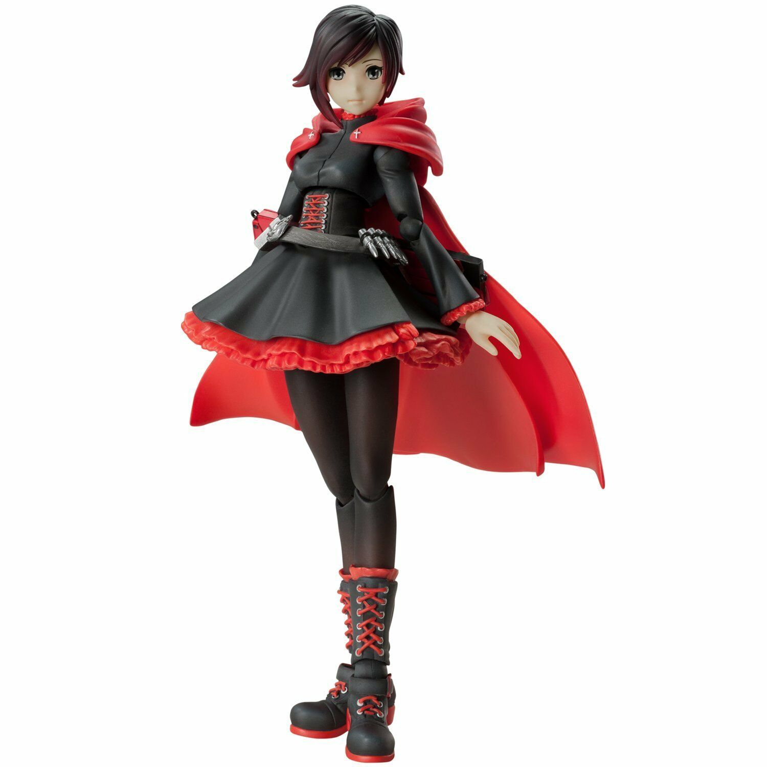 Medicos S.A.S Super Action Statue RWBY Ruby Ruby Ruby pink 130mm Action Figure fa5