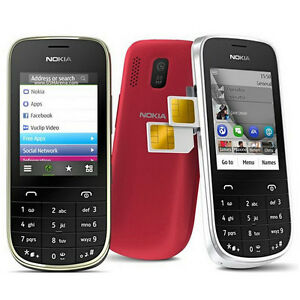 New Cell Phones 2020.Details About Original Unlocked Nokia Asha 2020 Mobile Phone 2 4 2 0mp Camera Mp3