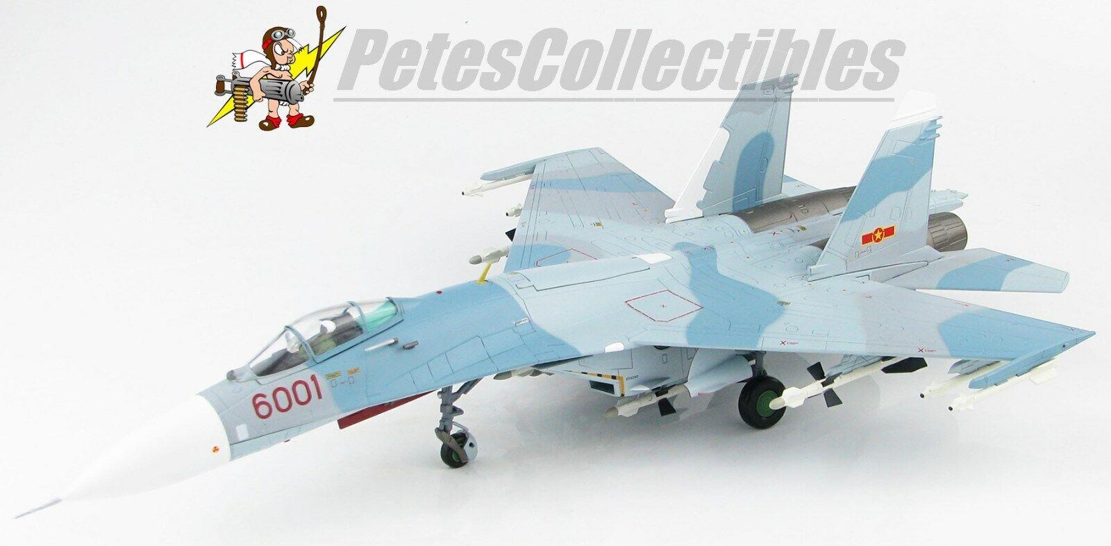 Hobby Master HA6007 Sukhoi Su-27SK Flanker B vietnamese air force 370th FD