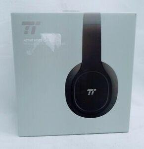 Wireless Headset Taotronics Over Ear Bluetooth Headphones Soft Ear Pads Tt Bh047 Ebay