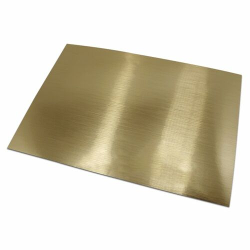 Silver Gold A4 PET Mylar Self Adhesive Label Sticker Print Paper for Laser Print