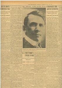 1912 TITANIC Newspaper Daily Graphic Vintage Retro Rare Disaster Magazine Report