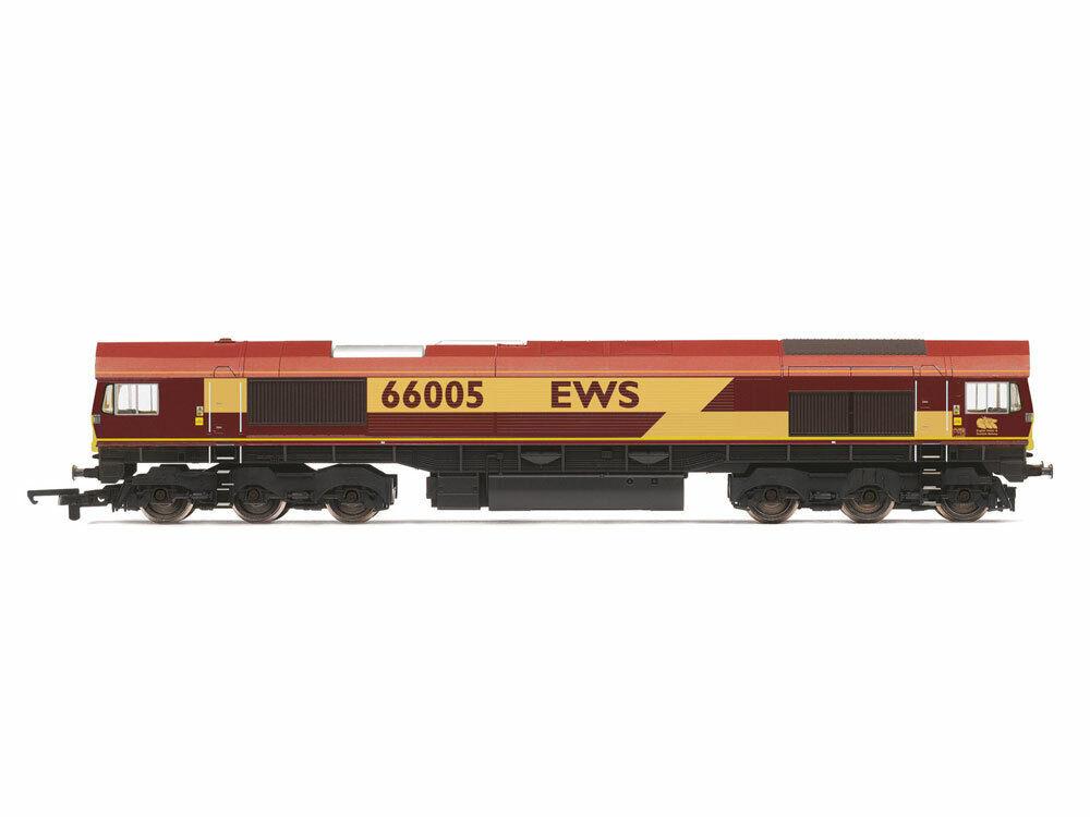 Hornby r3777 diesellok class 66 nº 66005 SME pista 00