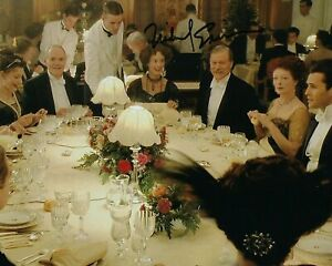 GFA Titantic Movie Benjamin MICHAEL ENSIGN Signed 8x10 Photo M2 COA