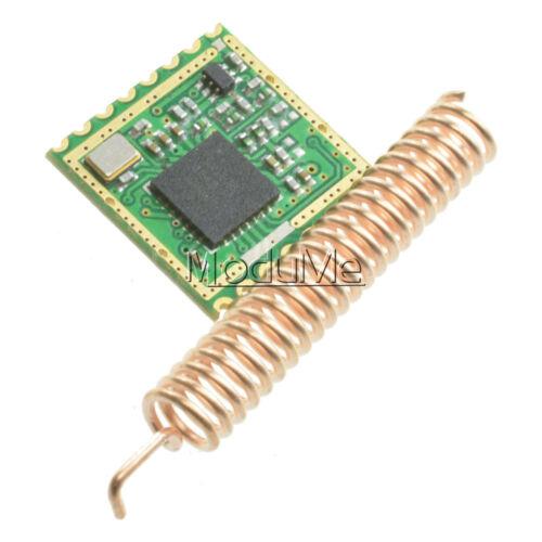 New 433MHz LoRa SX1278 Long Range RF Wireless Module DRF1278F For Arduino MO