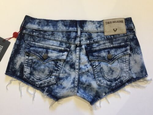 Women 28w stelle True Wc568xe3 strisce Nwt Joey Cut off Usa Religion e corte 199 w5nq6Cfn