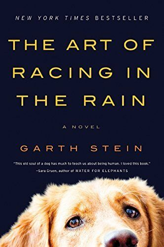 1 of 1 - The Art of Racing in the Rain by Stein, Garth 0061537969 The Cheap Fast Free