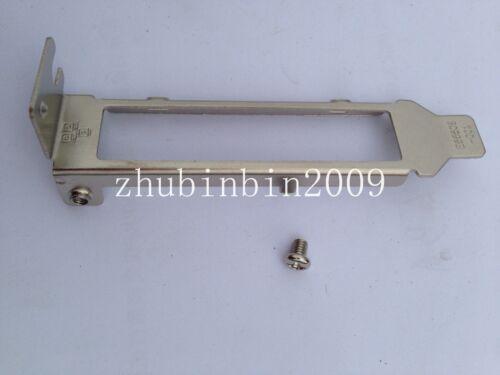 YT674 Quad Port Low Profile Bracket for HP NC365T;  DELL H092P K828C HM9JY