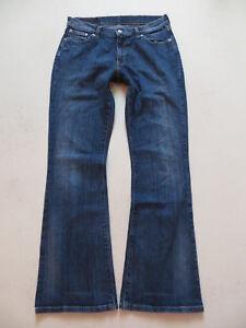Levi-039-s-529-Bootcut-Jeans-Hose-W-32-L-32-Vintage-Denim-mit-KULT-Waschung