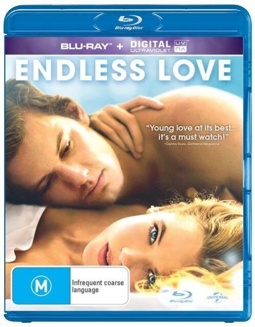 Endless Love (Blu-ray, 2014)