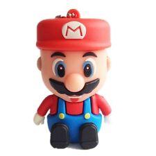 Super MARIO Bros, Pen drive, USB-Stick 8Gb Go Flash drive