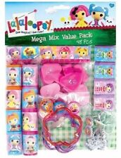 48 Piece Mega Mix Value Pack LALALOOPSY Party Supplies Bag Fillers Girl Favors