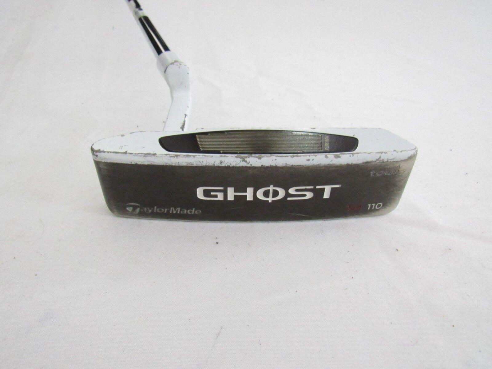 Taylormade Ghost TM-110 LH. Usada Tour 35  Putter  LH  n ° 1 en línea