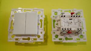 Arnould-ESPACE-60102-Double-Interrupteur-Va-et-Vient-Vente-a-l-039-unite