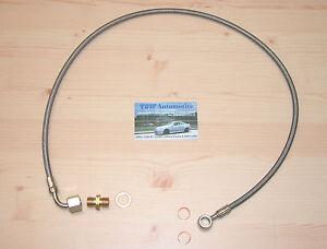 Olleitung-NEU-OPEL-Calibra-TURBO-C20LET-Olpumpe-zum-Turbolader-Druckleitung