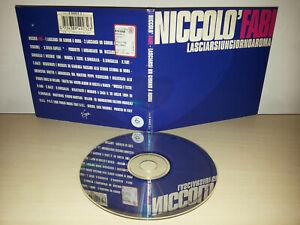 NICCOLO-FABI-LASCIARSI-UN-GIORNO-A-ROMA-CD
