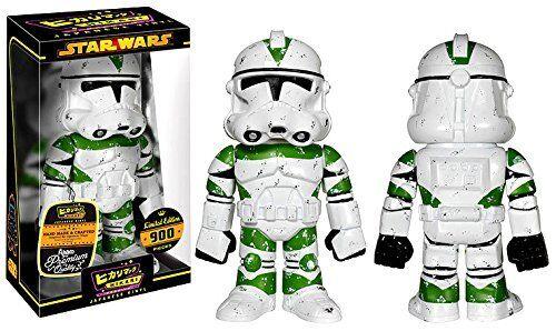 Star - wars - klon soldat hikari premium sofubi vinyl - figur