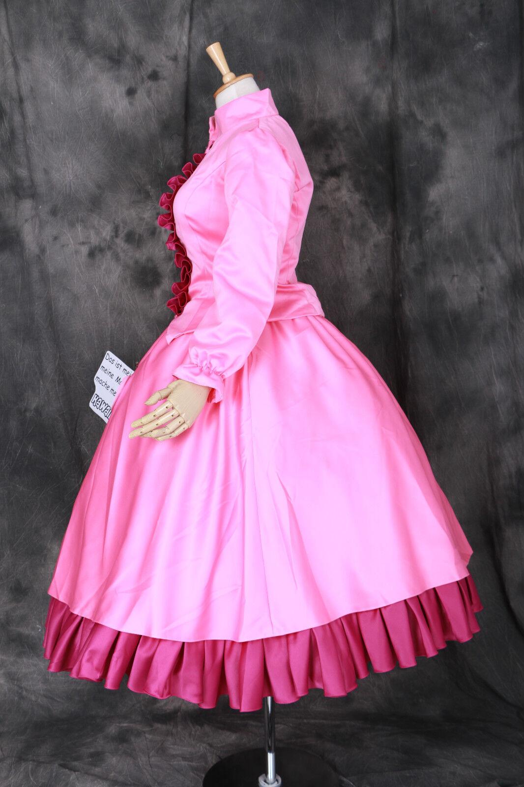 Noël Nouvel An, sortez sortez sortez vous-même h-3356 Akame Ga Kill Mine rose robe lolita cosplay N.mesure a1b3a6