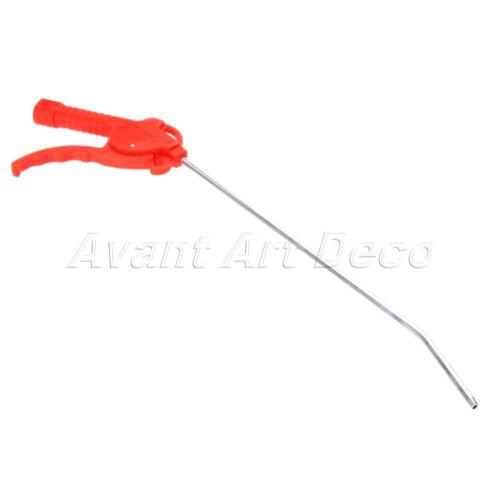 "1pc 1//4/"" Air Compressor Dust Blow Gun Air Duster Handy Tool Short//Long Nozzle"