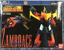 Used Bandai Soul of Chogokin GX-23A zamboace