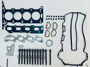 Corsa-D-Astra-Meriva-Tigra-1-2-1-4-16v-Z12XEP-Motor-Cabeza-Junta-conjunto-de-perno-de-la-cabeza