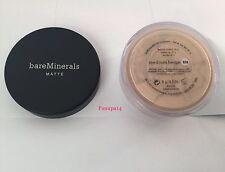 Bare Minerals MATTE SPF15 Foundation - N20 MEDIUM BEIGE - 6g - Free UK Post