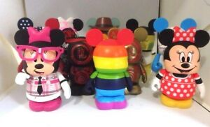 Disney Theme Park Favorites Series Vinylmation Stitch Nerd