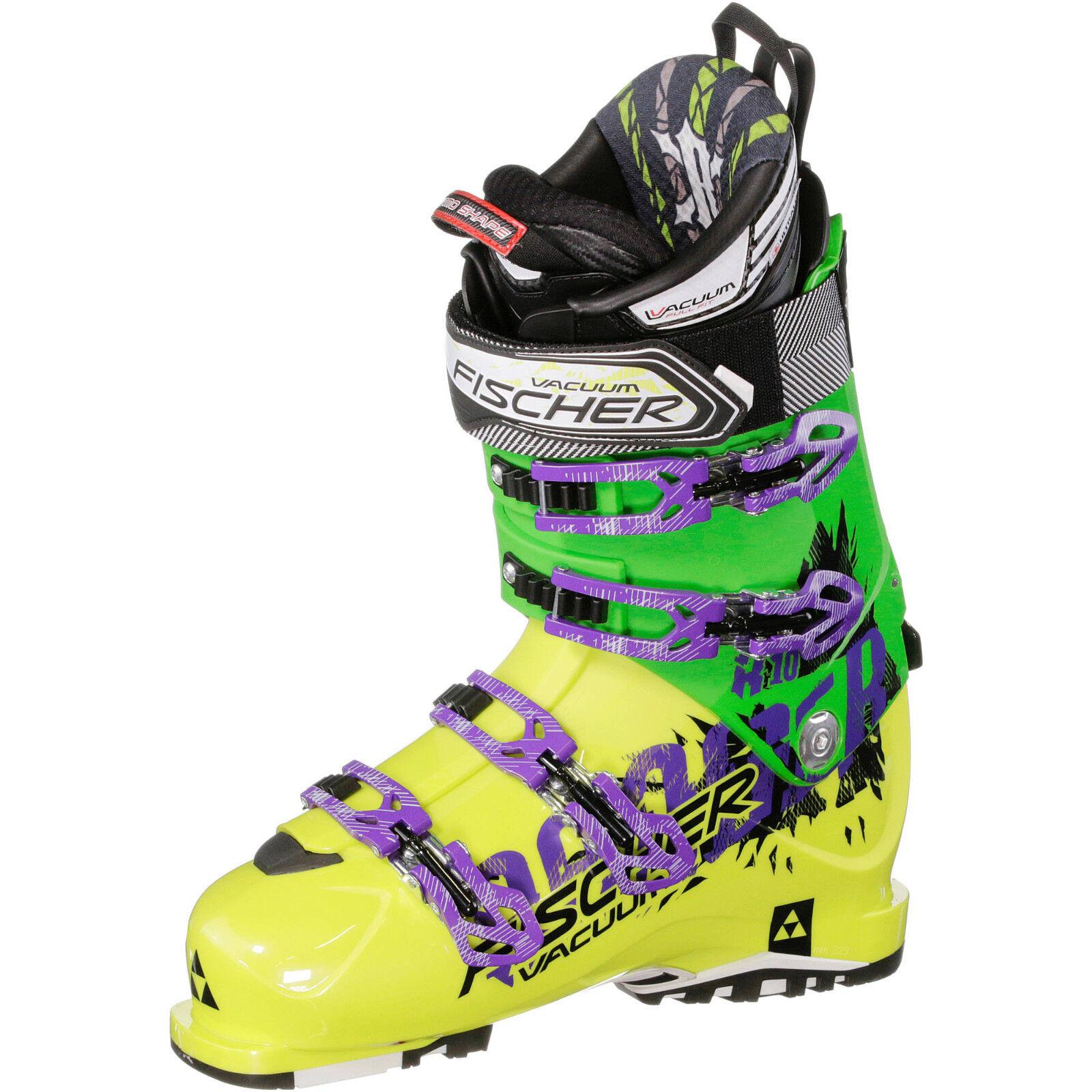 Fischer Ranger 10 Vacuum Freeride Skischuhe 38 24,5cm NEU Ski Boots Powder NEW