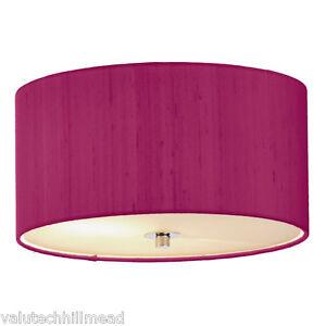 Dar lighting renoir lamp shade in hot pink without diffuser image is loading dar lighting renoir lamp shade in hot pink aloadofball Images