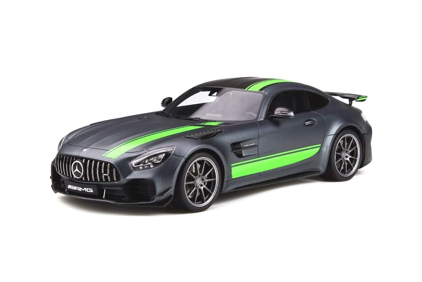 PRECOMhommeDE  Mercedes AMG Gt-R PRO 2019 1 18 GT Spirit GT265  pour vous offrir un shopping en ligne agréable