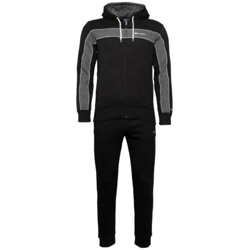 Champion Hooded Full Zip Suit Trainingsanzug Herren Fitness Sportanzug 214895