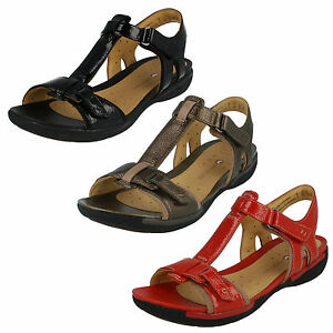 b33988392535ff Image is loading SALE-LADIES-CLARKS-UN-VOSHELL-UNSTRUCTURED-OPEN-TOE-