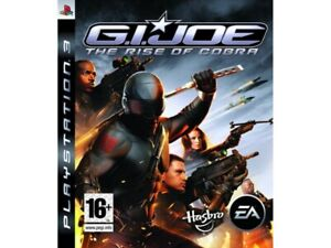 G-I-Joe-The-Rise-of-Cobra-Game-Only-Playstation-3-PS3