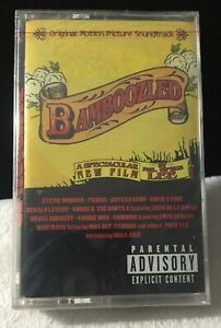 Bamboozled Original Motion Picture Soundtrack CASSETTE TAPE NEW! Spike Lee